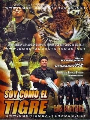 Ver Soy como el Tigre Online