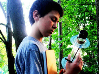13 Year Old Inventor Cracks Secret Of Trees To Collect Solar Power [Video]