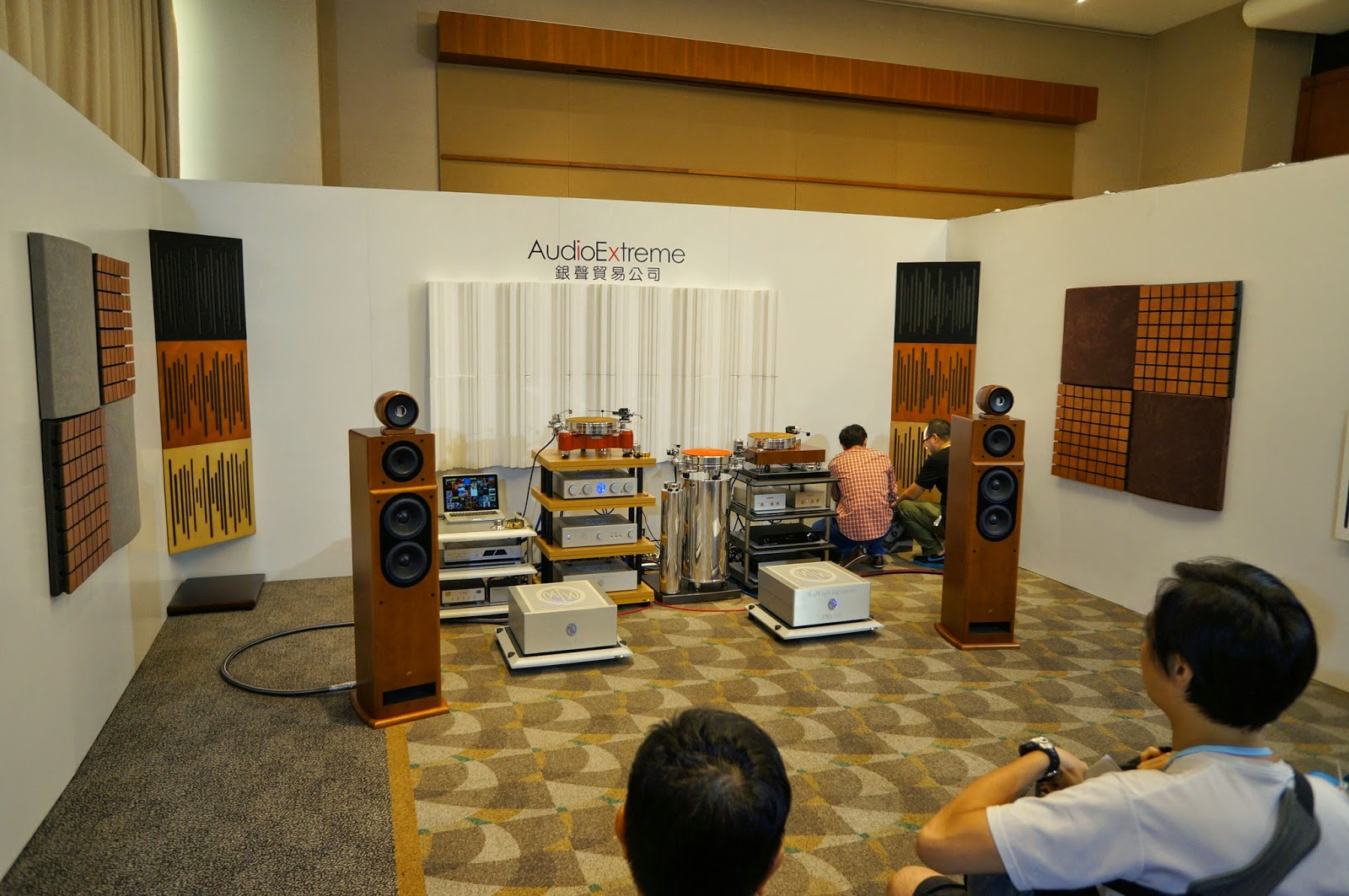 Hong Kong High End Audio visual Show 2014 Part II