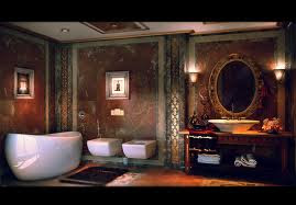 Old World Bathrooms