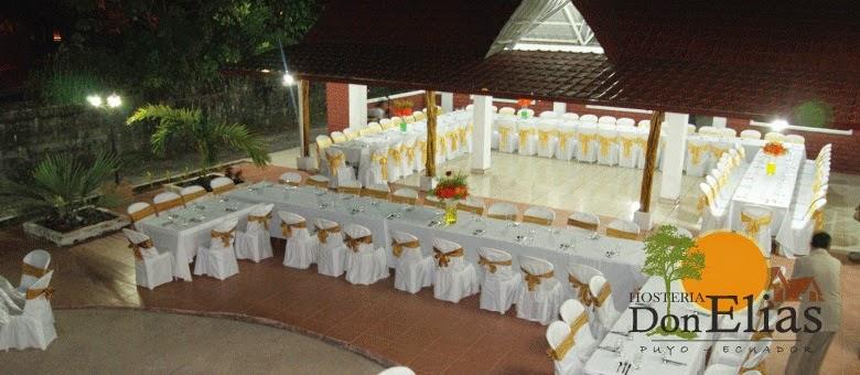 Hosterías en el oriente ecuatoriano – Hostería Don Elías