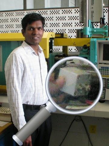 IR ThermoControl, Montage an Spritzgießmaschine