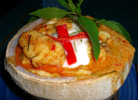 Welcome for visiting sihanuk ville in cambodai khmer food for A taste of cambodian cuisine