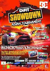 DC Dirt Race Showdown Manila