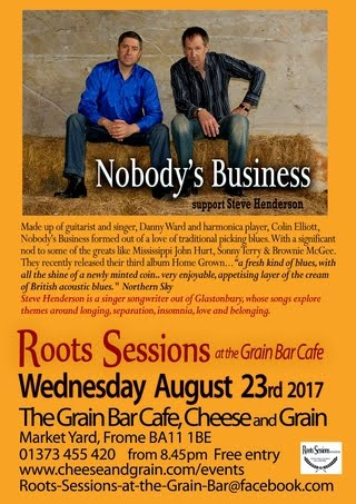 Roots Session @ The Grain Bar