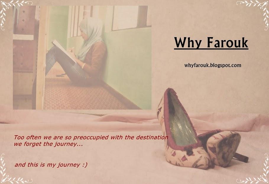 Why Farouk