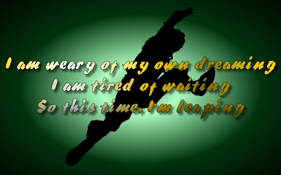 Becoming - Jewel Song Lyric Quote in Text Image