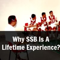 Why SSB Is A Lifetime Experience?