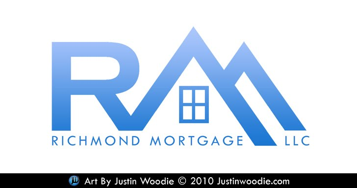 Richmond Mortgage LLC Logo By Justin Woodie