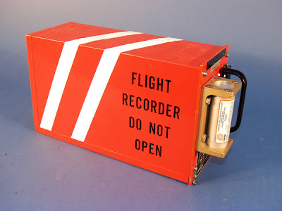 Black Box (Kotak Hitam) pada Pesawat Terbang