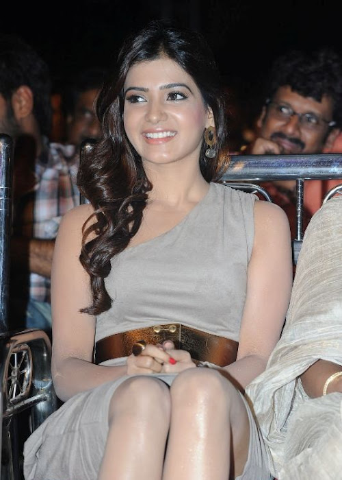 samantha at lux sandal cinemaa awards hot photoshoot