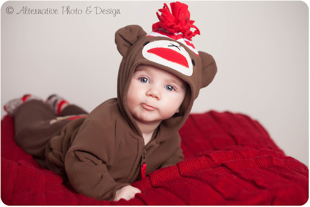 {W} 5 Months | Baby Photographer Janesville, WI