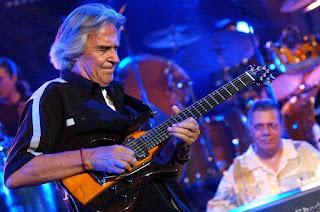 John McLaughlin vuelve a Chile tras 20 años / stereojazz
