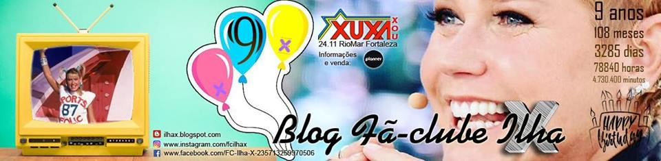 BLOG ILHA X
