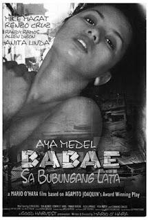 babaesabubunganglata88a Babae sa Bubungang Lata (1998)