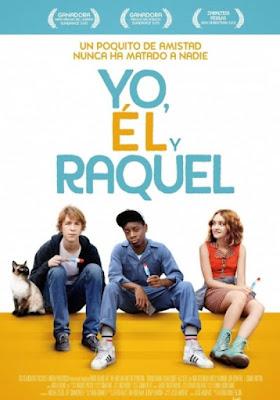 Yo, él y Raquel en Español Latino