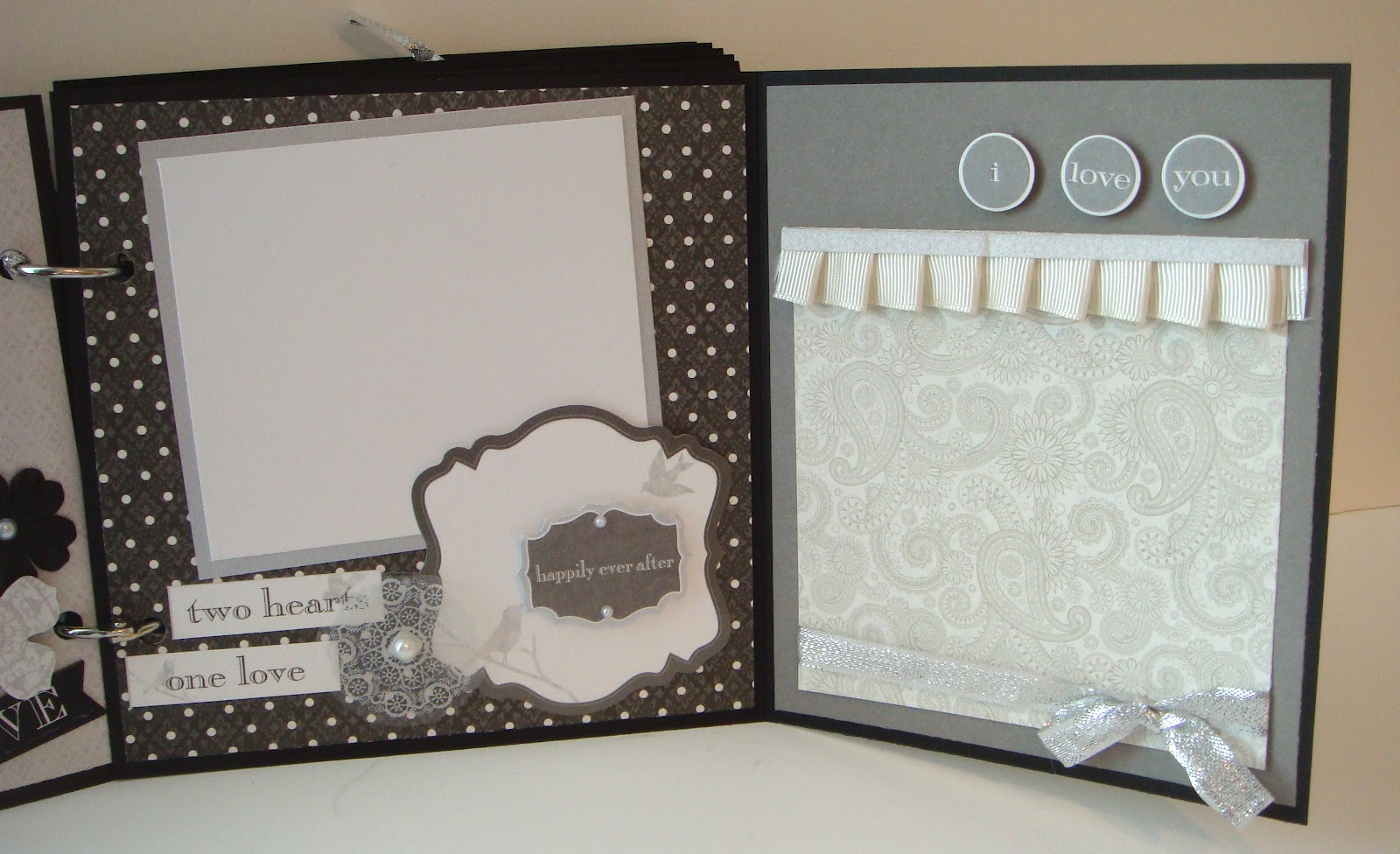 New Wedding Kits and Premade AlbumsArtsy Albums Mini Album and Page Layout Kits and Custom Designed  . Premade Wedding Scrapbook. Home Design Ideas