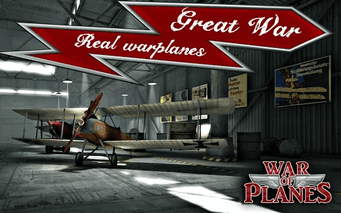 Sky Baron War of Planes mod apk data