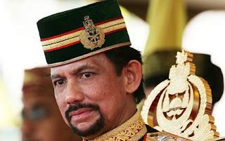 Impikan Kekayaan Sultan Brunei