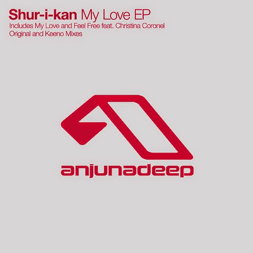 Shur-i-kan - My Love EP