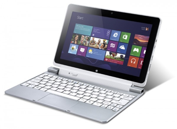 Iconia PC tablet dengan Windows 8, Acer Iconia w510, PC tablet dengan