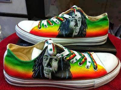 zapatillas de Bob Marley