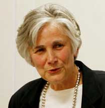 Diane Ravitch speaking