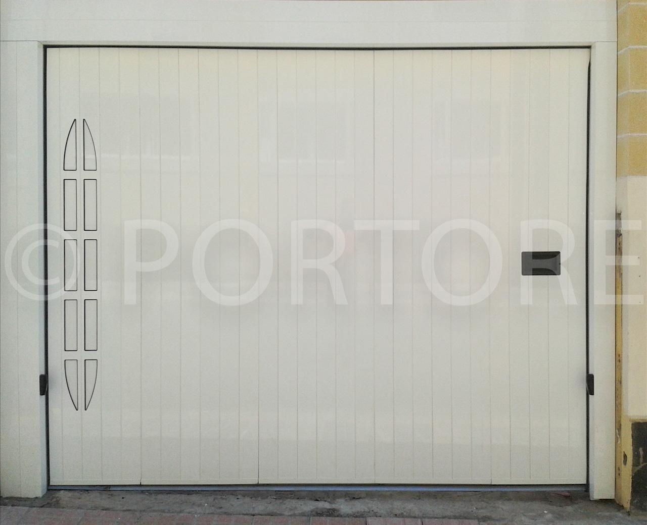 Portore s a puerta corredera curva de alumnio - Puerta aluminio corredera ...