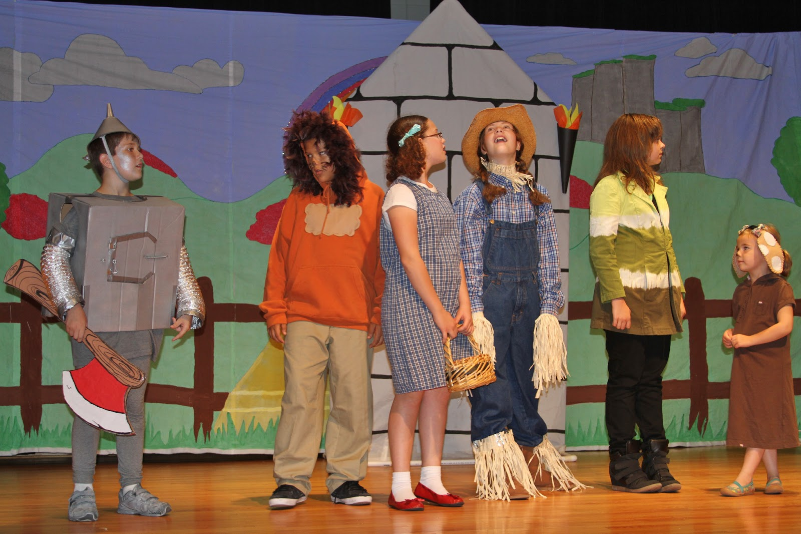 the play the wizard of oz