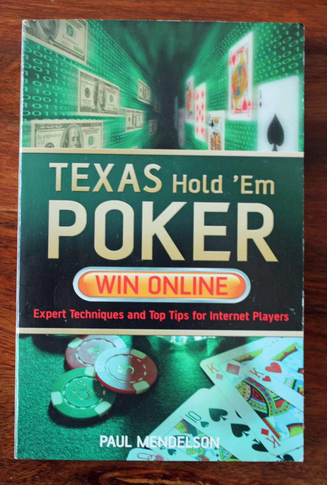 How to win a texas hold'em poker tournament