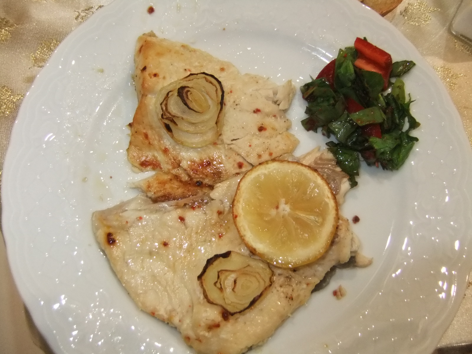 Somon Balıklı Omlet Tarifi