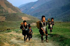 Sapa easy trekking tour 2 days 3 nights