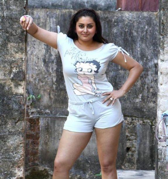 Namitha latest hot pics