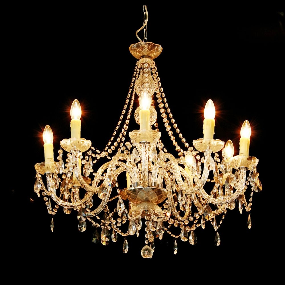 Lightshare light decoration lighting trend in 2015 - Can light chandelier ...