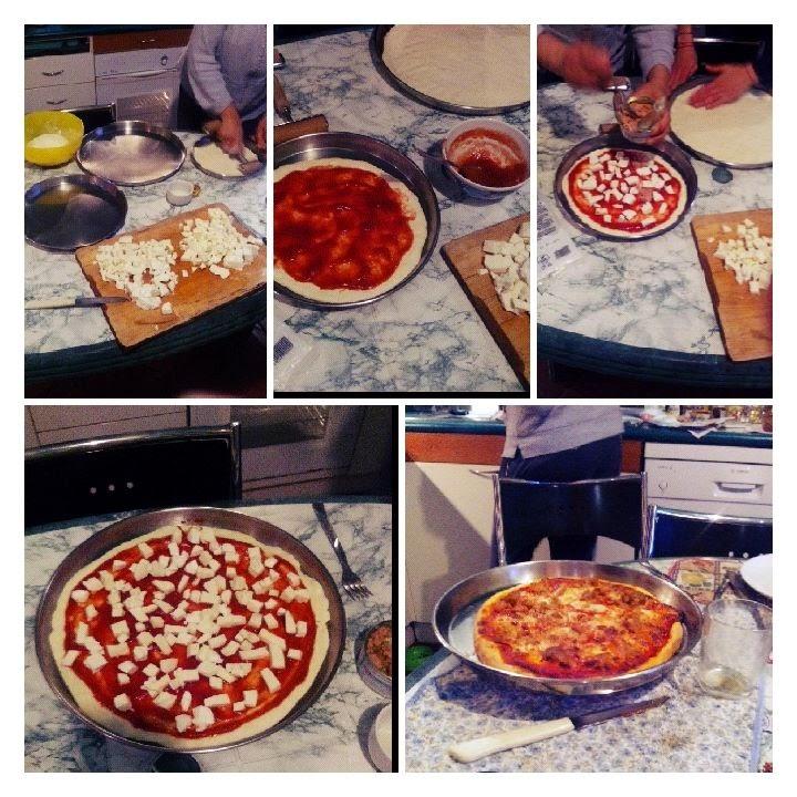 uit welk land komt pizza