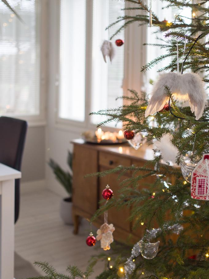 joulusisustus, kotiblogi, talvisisustus, luonto inspiroi sisustamaan, joulukoti