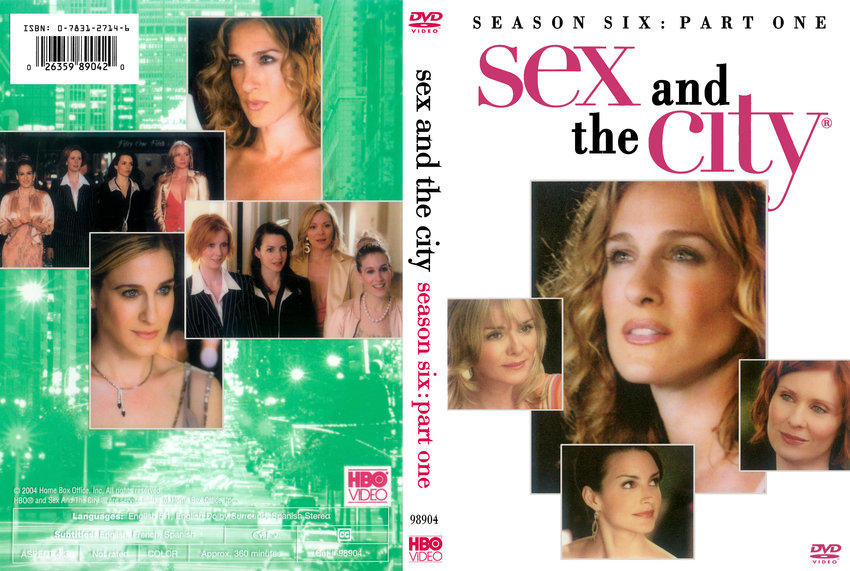 Sex in the city the complete series