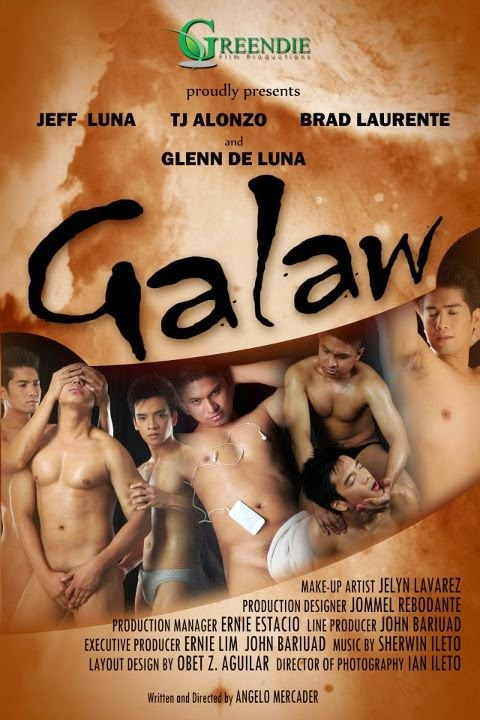 Confirm. And Pinoy indie actor pic nude