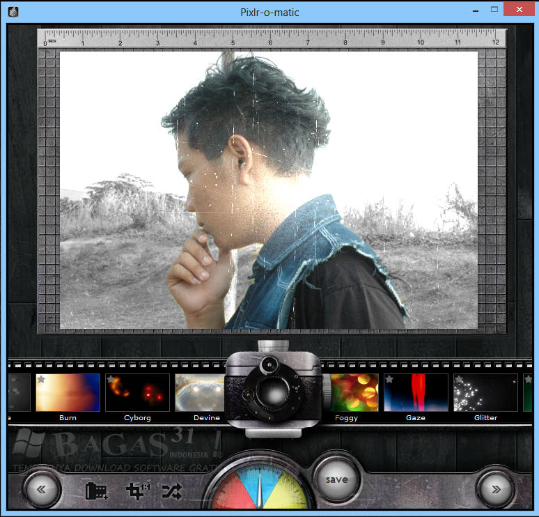 Pixlr O Matic for PC
