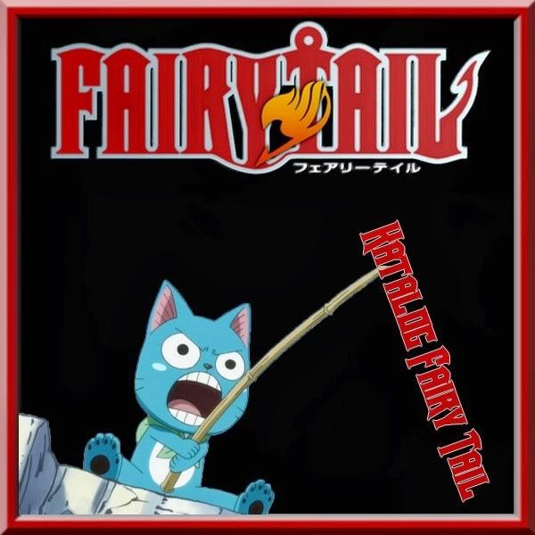 Katalog Fairy Tail!