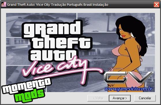 GTA VC - Tradução Para Gta Vice City PT - BR 1.5