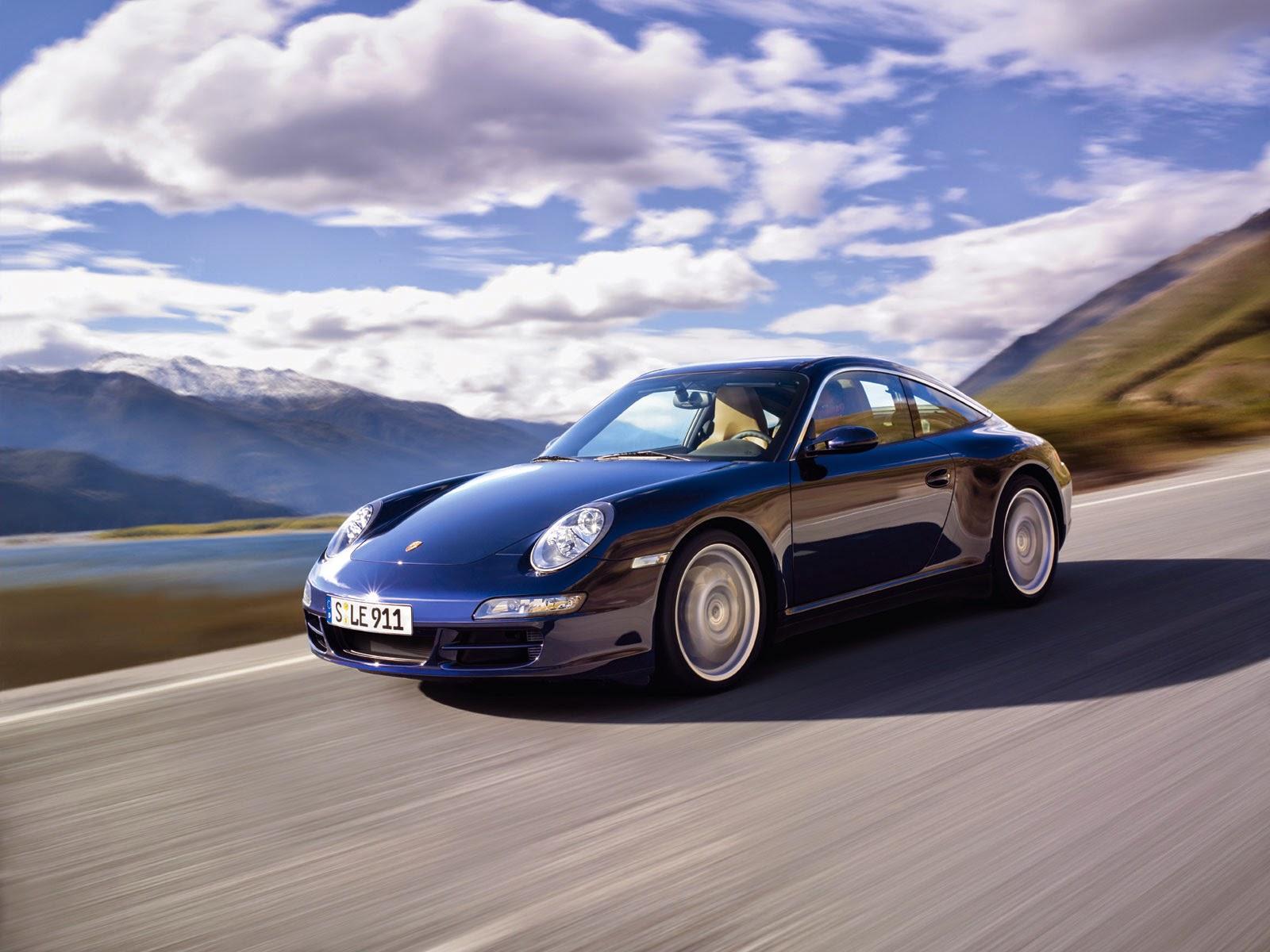 Porsche Targa - Edition 997
