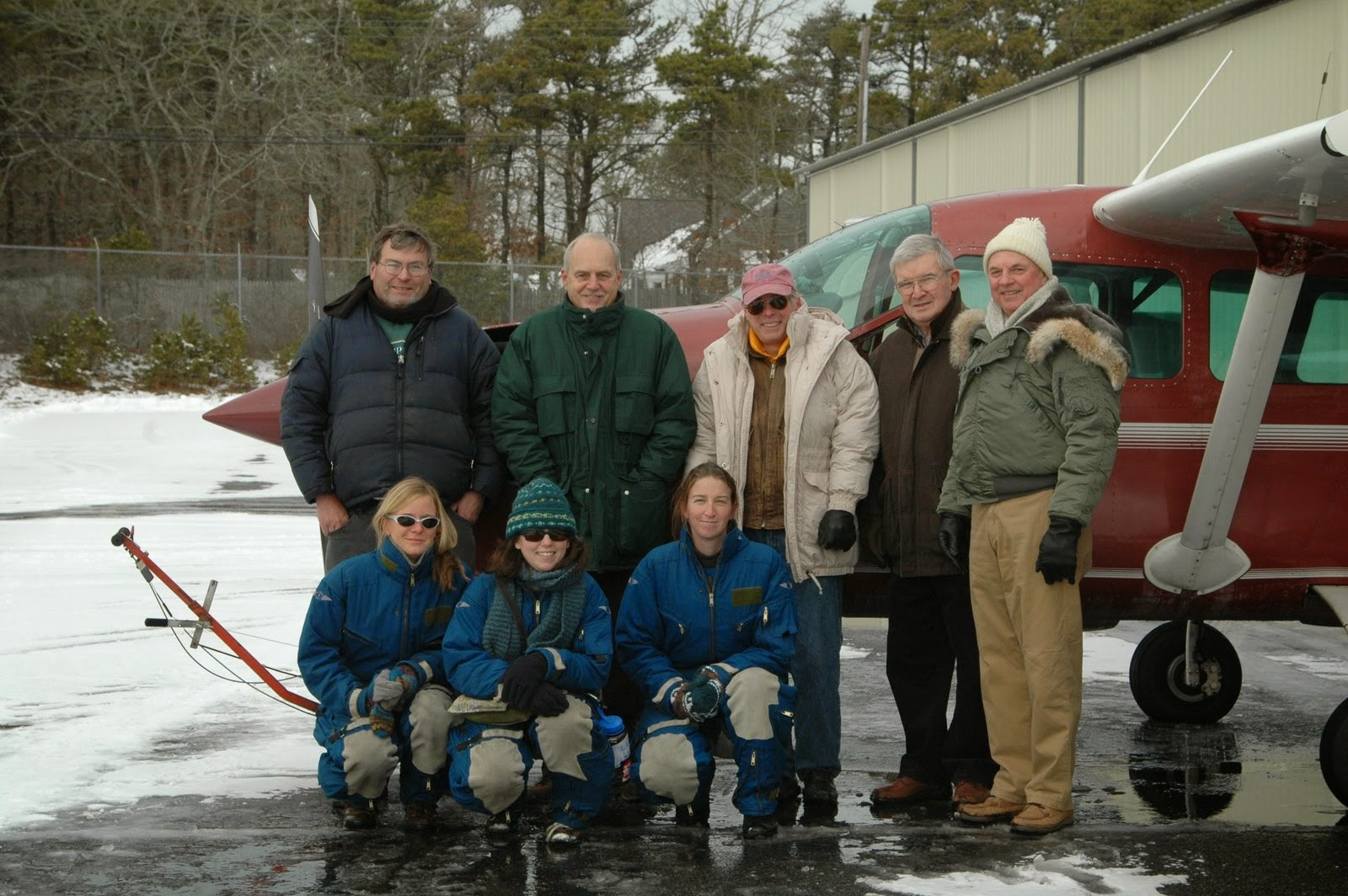 2008 PCCS Aerial Survey Team