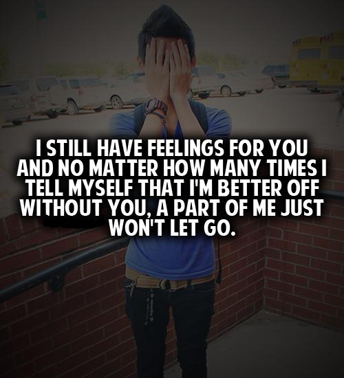 You Better Never Let It Go Eminem: I Still Have Feelings For You Quotes. QuotesGram
