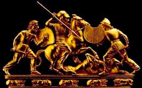 pers-iskit savaşı