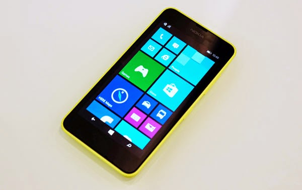 Nokia Lumia 630 Features [ Infographics ]