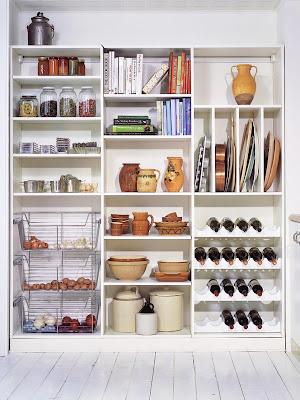 Mencari design kabinet dapur yang awesome dan jimat ruang ...