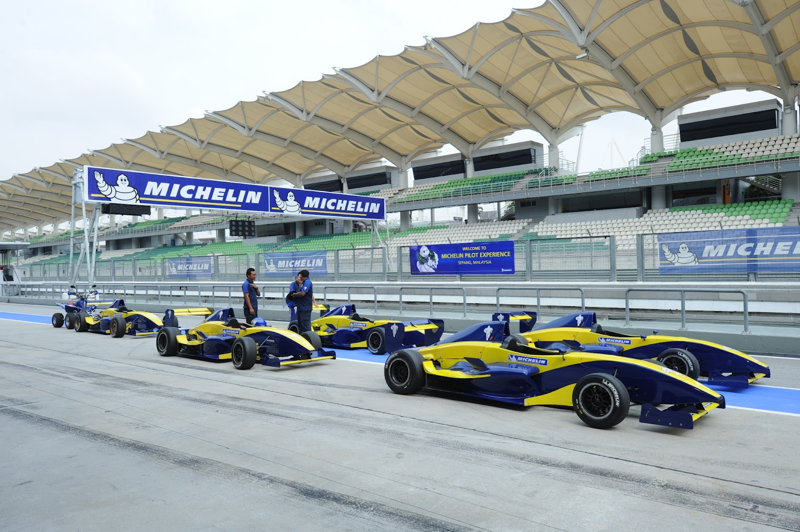 Motorsports Galaxy---: The Need for Speed with Michelin Pilot ...