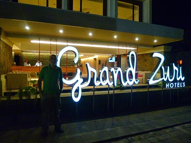 Hotel Grand Zuri Bali