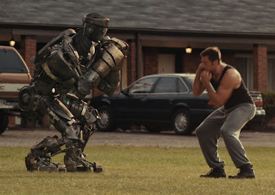 Film Real Steel 2 - Suite Real Steel